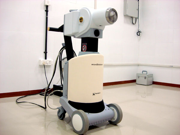 brachytherapy machine